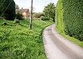 Church Lane, Martyr Worthy - geograph.org.uk - 981640.jpg