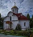 Church in northern Hrušaŭka (Minsk) p6.jpg