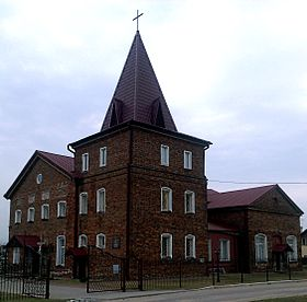 Church of Antony Padua in Mar`ina Gorka 03.jpg