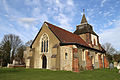 Church of St Nicholas, Fyfield, Essex, England - from the south-west.jpg