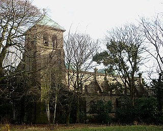 Catholic Church of St Oswald and St Edmund Arrowsmith