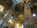Church of our Savior on the Spilled Blood, interior (2).JPG