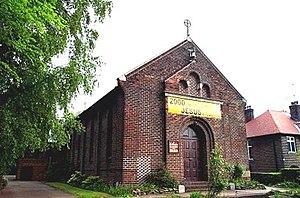 Churwell - Churwell, St Brigid's R.C. Church