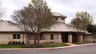 Cibolo, Texas - Cibolo City Hall