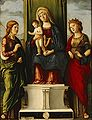 Cima da Conegliano, Enthroned Madonna and Child with Two Virgin Martyrs.jpg