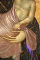 Cimabue, madonna di castelfiorentino, 1285 ca. 06.JPG