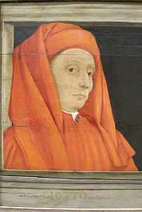 Cinque maestri del rinascimento fiorentino, XVI sec, giotto.JPG