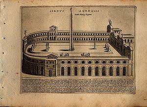 Antica stampa del 1613