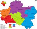 Circonscriptions du Loiret en 1986.png