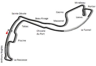 Formula One motor race held in 1984