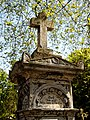 City of London Cemetery Conway monument 3.jpg