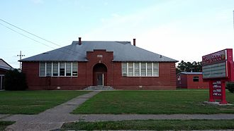 Clarendon, Arkansas - Clarendon High School