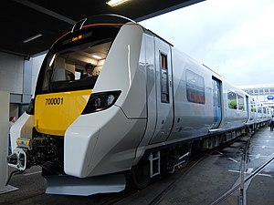 History of rail transport in Great Britain 1995 to date - Class 700 Desiro City