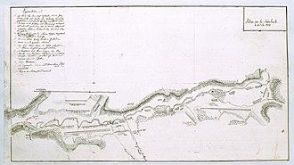 Battle of Clausen - Image: Clausen 1735