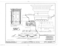 Clermont, Clermont State Historic Site, Tivoli, Dutchess County, NY HABS NY,11-CLER,1- (sheet 12 of 20).png