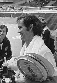 Cliff Richey US tennis player