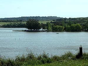 Laguna de los Padres - Laguna de los Padres from the north