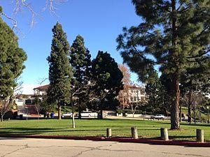 Cheviot Hills, Los Angeles - Club Circle Park