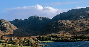 County Donegal - Poison Glen (Gleann Nimhe), in North West Donegal.