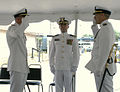 Coast Guard MSU Cleveland change-of-command ceremony 130712-G-ZZ999-001.jpg
