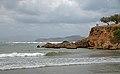 Coast in Agioi apostoli. Crete, Greece.jpg