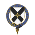 Coat of Arms of Sir Stanley Baldwin, KG, MP, JP, FRS.png