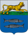 Coat of Arms of Zhigansk (Yakutia) (1790).png