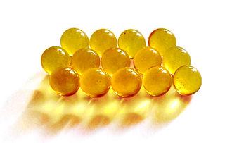 Cod liver oil - Modern cod liver oil capsules