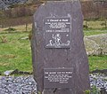 Cofeb y Chwarelwyr - Quarrymen's Memorial at Allt-Ddu - geograph.org.uk - 292044.jpg