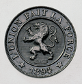 Coin BE 10c Leopold II lion obv FR.png