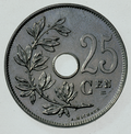 Coin BE 25c Leopold II rev NL 34.png