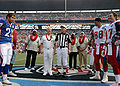 Coin toss at 2008 Pro Bowl 080210-N-4965F-004.jpg