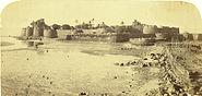 Colaba Fort, 1855