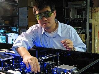 Jun Ye chinese-american physicits