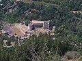Colmars - Fort de Savoie, vue supérieure.JPG