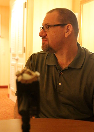 Derek Colanduno - Recording an episode of Skepticality at TAM 2013