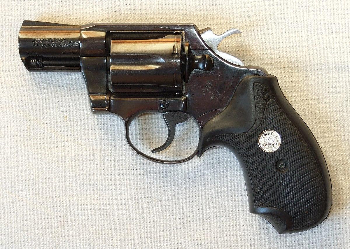 Colt Detective Special - Wikipedia