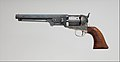 Colt Model 1851 Navy Percussion Revolver, Serial Number 29705, with Case and Accessories MET DP320424.jpg
