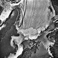 Columbia Glacier, Calving Terminus, Heather Island, June 28, 1984 (GLACIERS 1358).jpg