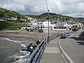 Combe Martin with the tide in - geograph.org.uk - 1330107.jpg