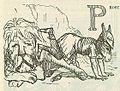 Comic History of Rome p 161 Initial P.jpg