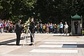 Commanding General Defense Security Command, Republic of Korea, Army Lt. Gen. Hyun Chun Cho, lays a wreath at the Tomb of the Unknown Soldier in Arlington National Cemetery (17621146646).jpg