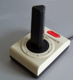 Atari CX40 joystick - The Commodore VC1311 was introduced after their clone of the CX40 was ordered off the market.