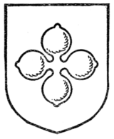 Fig. 488.—Quatrefoil.