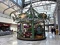 Karuzela steampunkowa pod Paryżem
