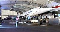 Concorde Air France Musee du Bourget P1020006.JPG