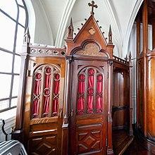 懺悔 室 教会 カトリックとプロテスタントの違いとは?十字架や教会で簡単に見分ける方法