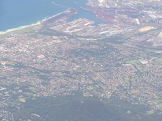 Coniston, New South Wales Suburb of Wollongong, New South Wales, Australia