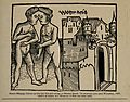 Conjoint twins, joined at the head, born at Worms in 1495. R Wellcome V0007383.jpg