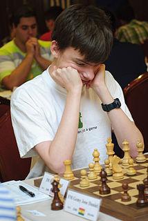 Conrad Holt American chess grandmaster